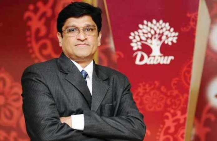 George Angelo, Executive Director, Dabur India