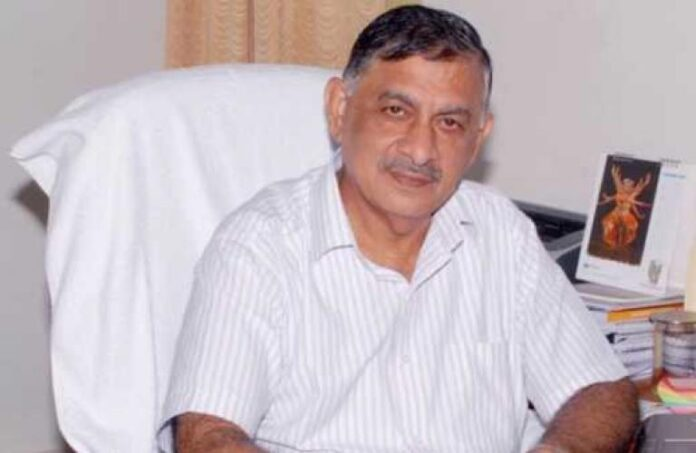 Dr. LK Vaswani, Directer, KIIT School of Rural Management