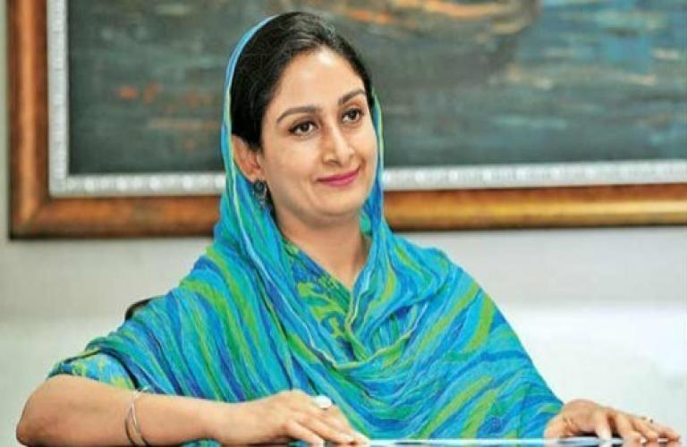 100 FDI in multi brand marketing of food to act as catalyst for food processing sector Harsimrat Kaur Badal