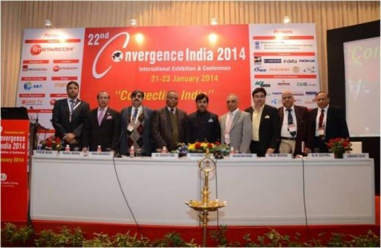 23rd Convergence India expo ended
