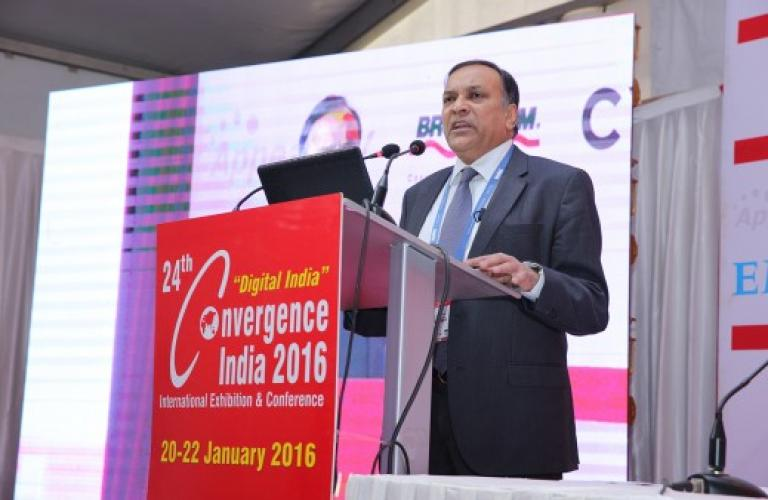 24th Convergence India 2016 Expo kick started