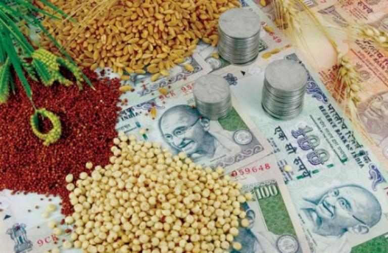 52 percent of agricultural households are in debt