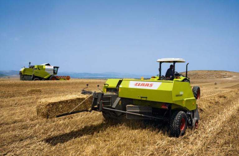 CLAAS India virtually launches a new series of straw balers