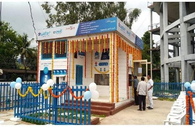 Coca-Cola's WaterHealth Centres provide safe drinking water in Telangana & AP