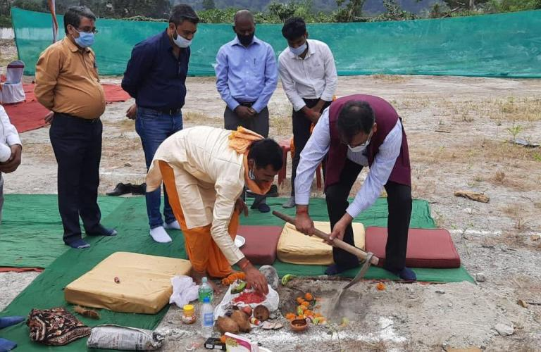 SIFCO begins construction of integrated organic food processing units in Sikkim