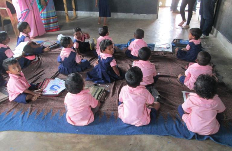 What is multi-disciplinary study option under National Education Policy in rural areas?