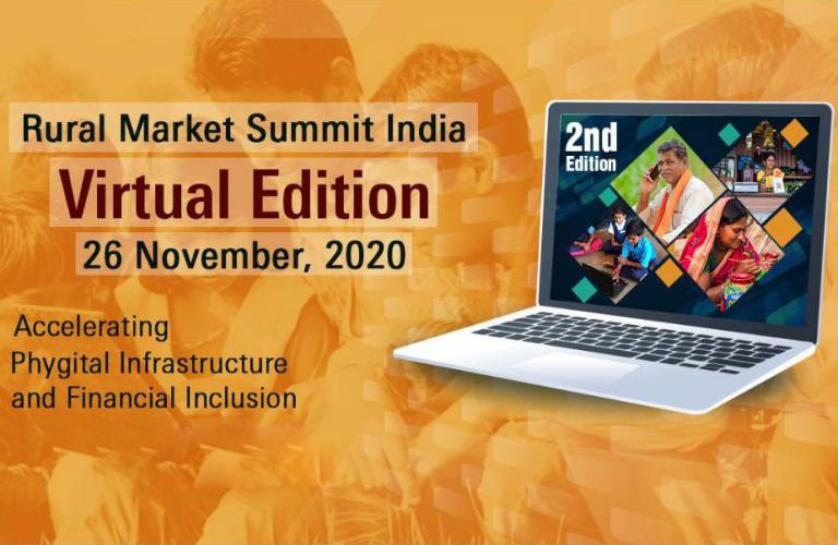 Rural Market Summit India to explore phygital opportunities