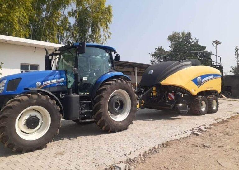 Stubble burning: New Holland Agriculture strengthens equipment range of biomass aggregator