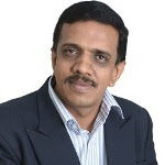 S Sriram, Chief Strategy Officer, iValue InfoSolutions