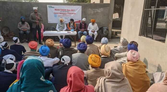 Swaraj Tractors' cancer care project reaches out to 95,000 beneficiaries in Punjab