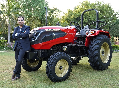 International Tractors launches 1st Solis hybrid tractor