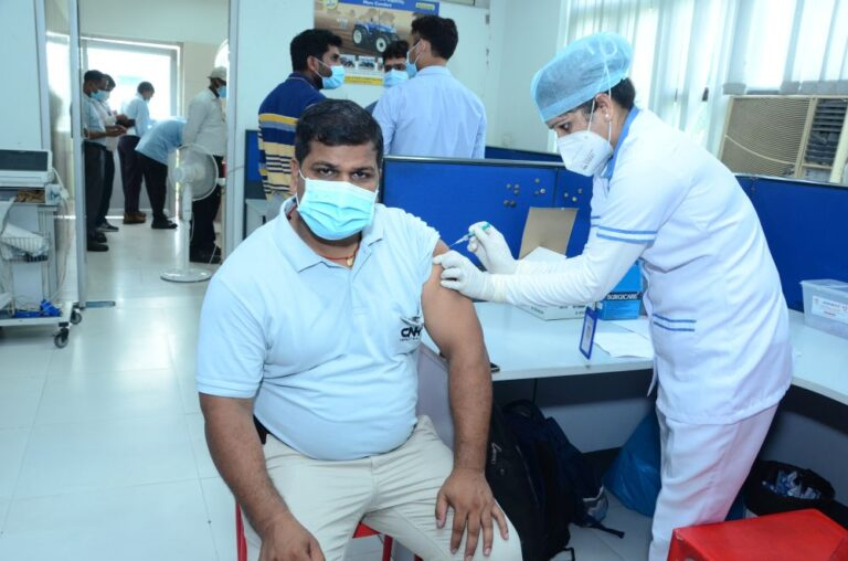 CNH Industrial (India) announces vaccination drive for all employees