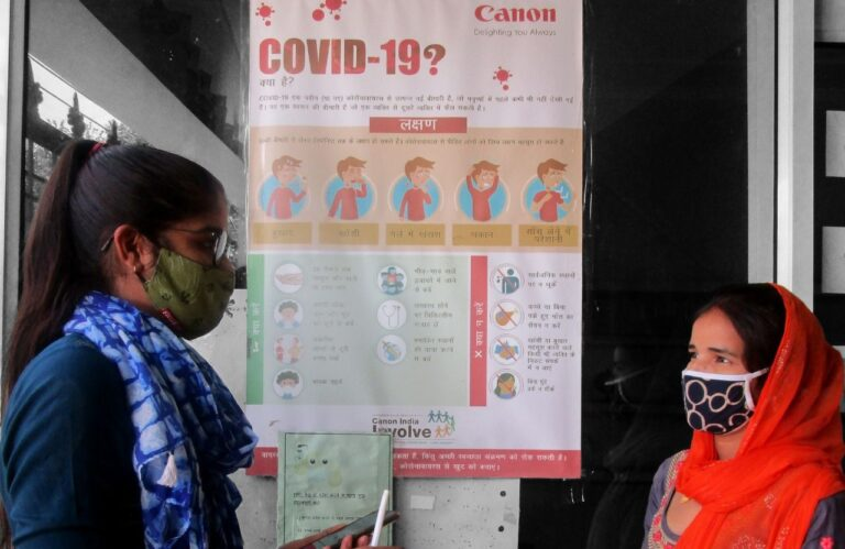 Canon India runs Covid vaccination awareness in its adopted villages