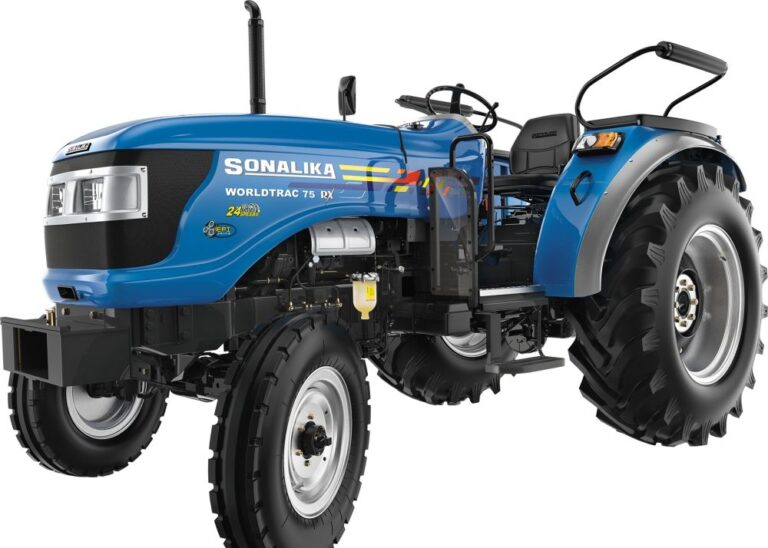 Beating Covid, Sonalika Tractors registers 30.6% sales growth in Q1FY22